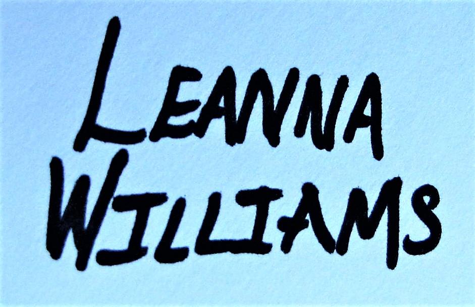 leanna Williams's Signature