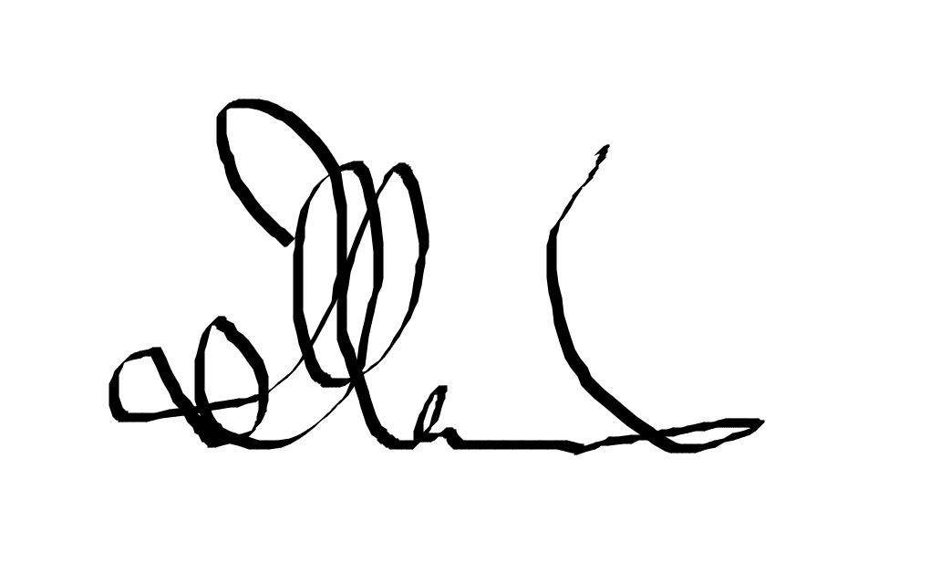 Minh Le's Signature