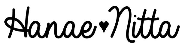 hanaen's Signature