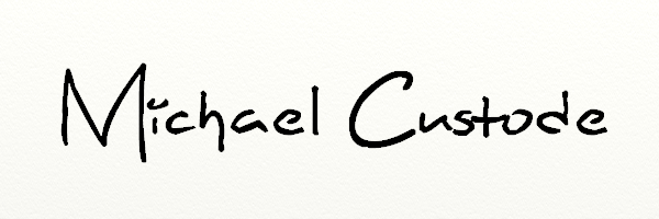 Michael Custode's Signature