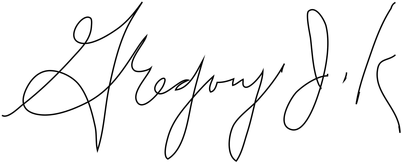 gregking07's Signature