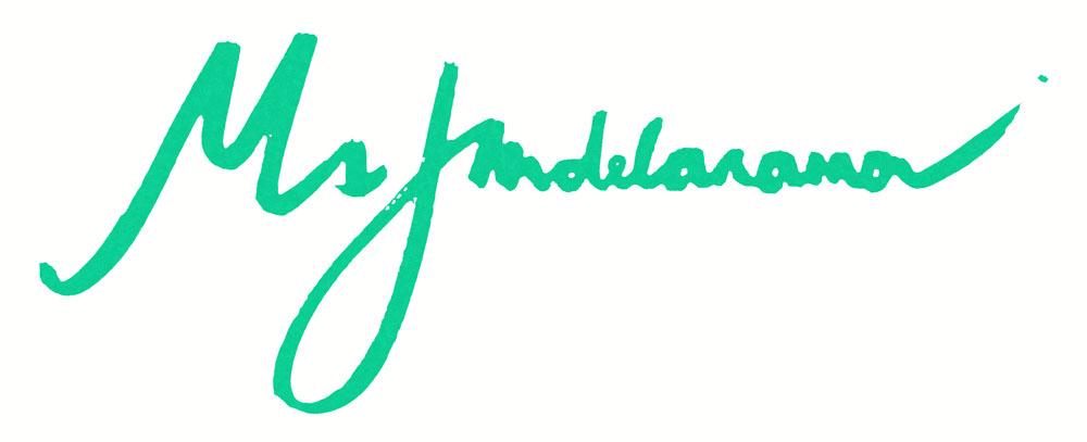 miss jm's Signature