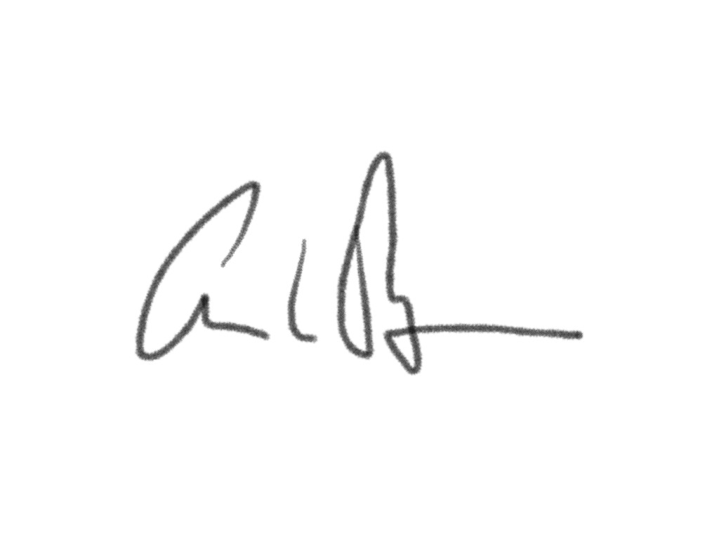 arossona's Signature