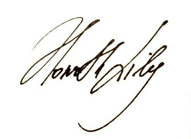 Lilie Horvath's Signature