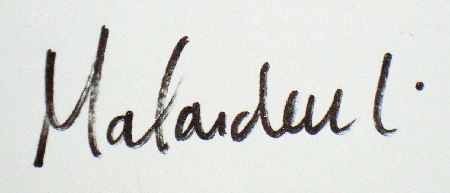 malardenti's Signature