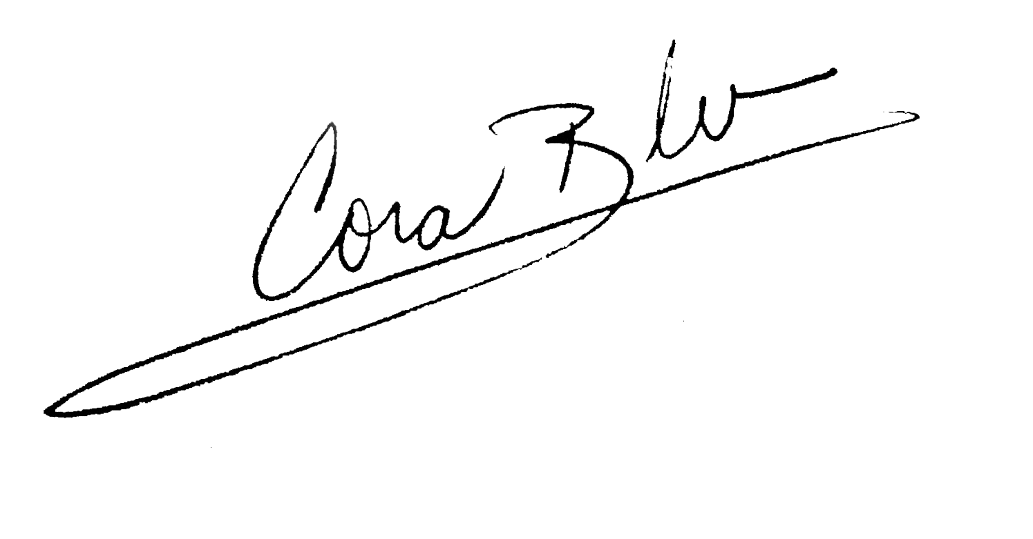 corablu's Signature
