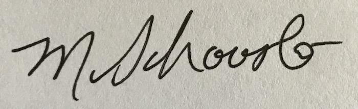 mschovsbo's Signature