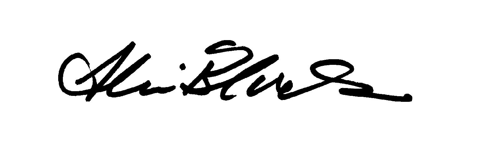 ali black's Signature