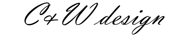 C&W design's Signature