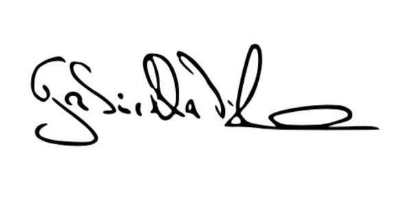 Gabriella Di Prima's Signature