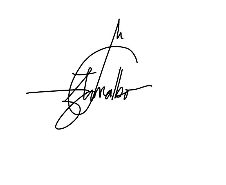 Christopher Torralba's Signature