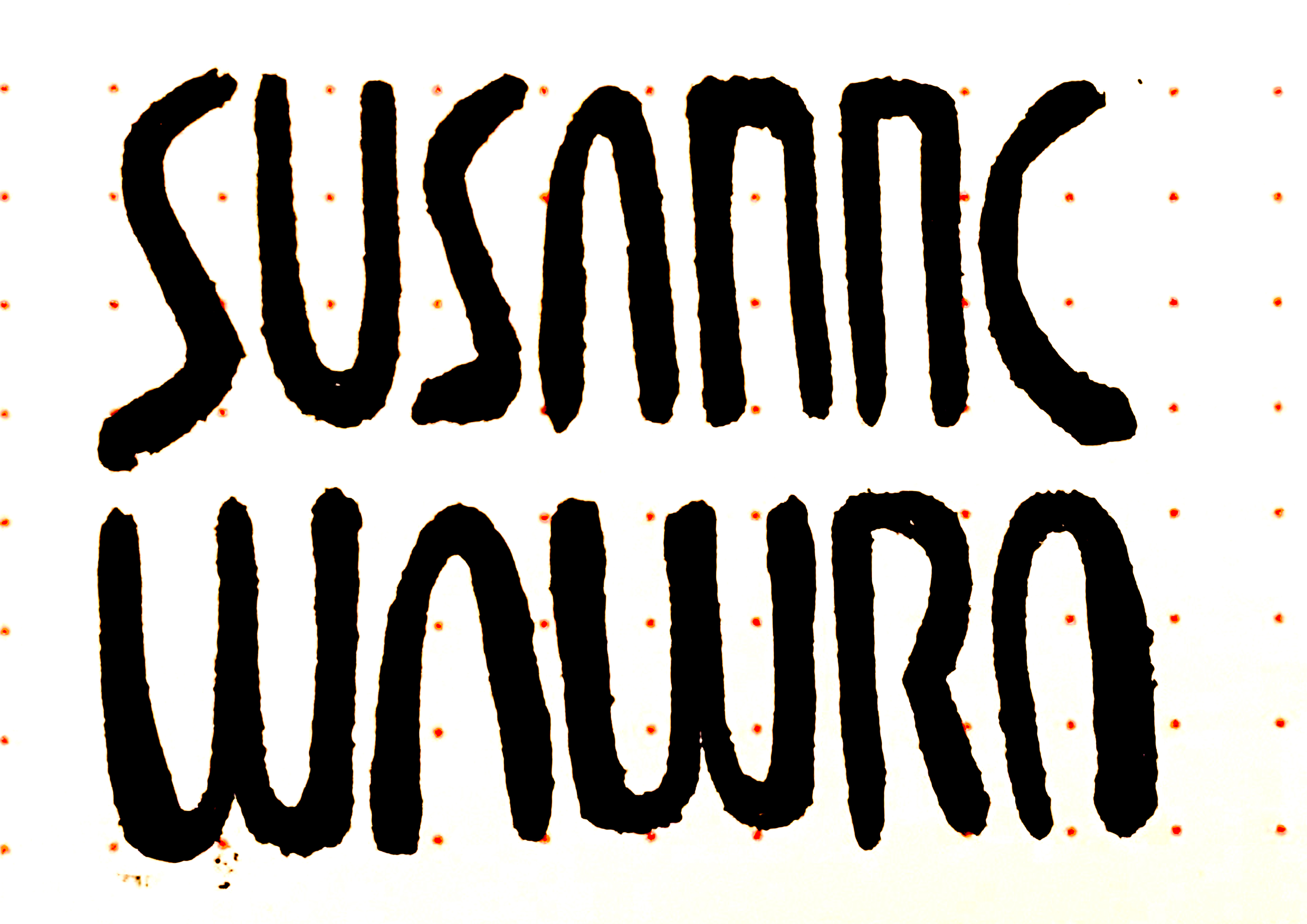 Susanne Wawra's Signature