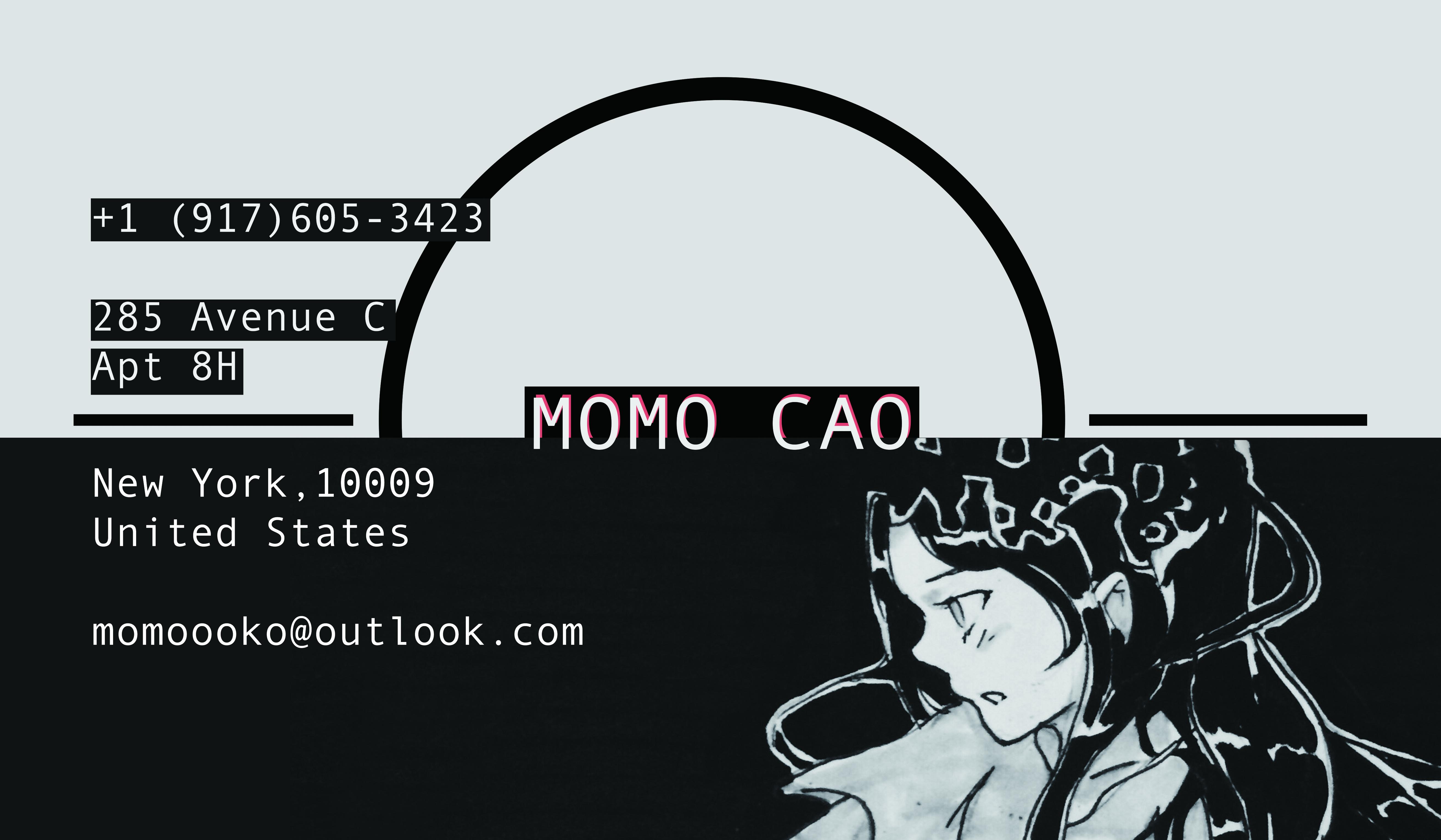 momoko's Signature