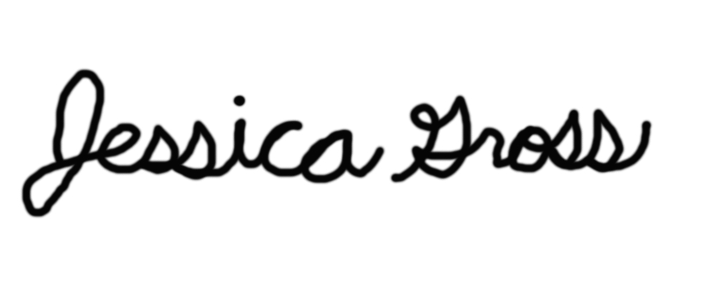 Jessica Gross's Signature