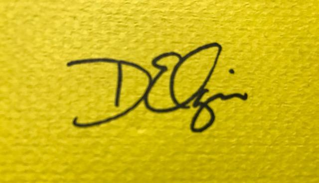 D. Elgin Creations's Signature