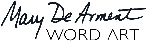 Mary De Arment's Signature