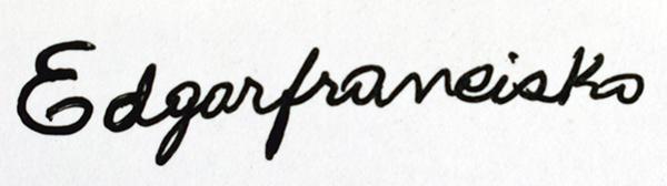 edgarfrancisko's Signature