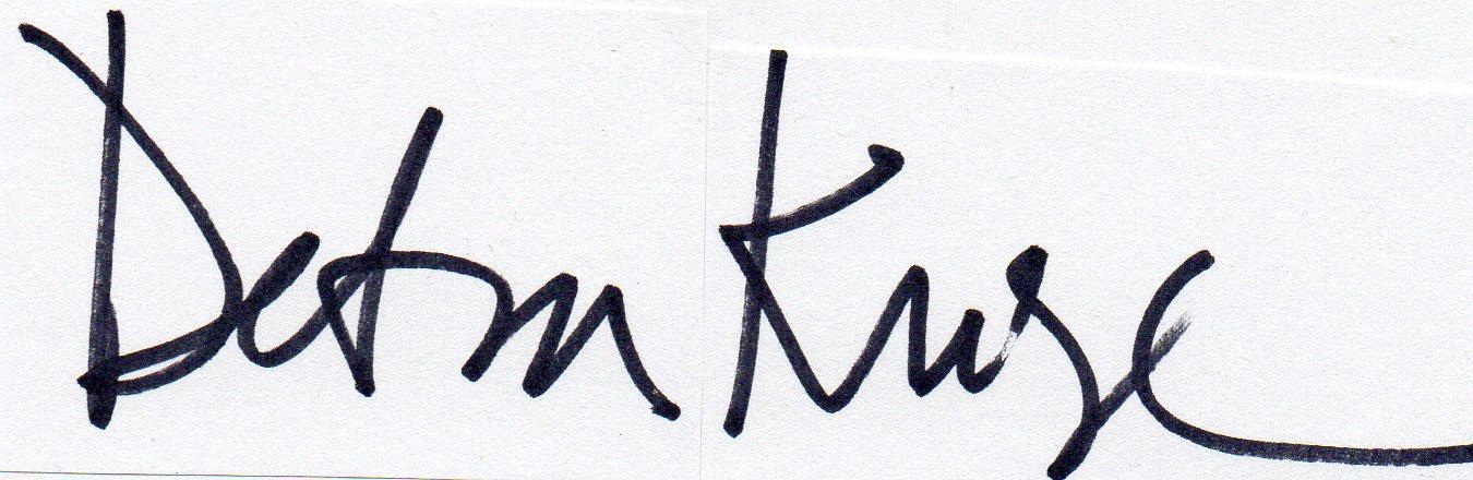 krusedh's Signature