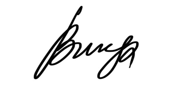 Jim vikson's Signature