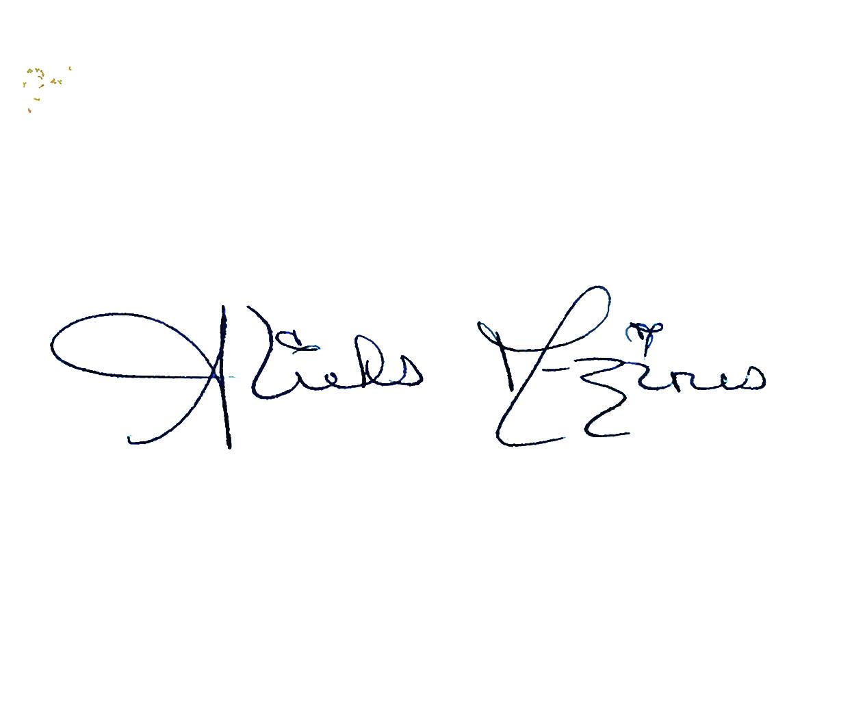 aliehs's Signature