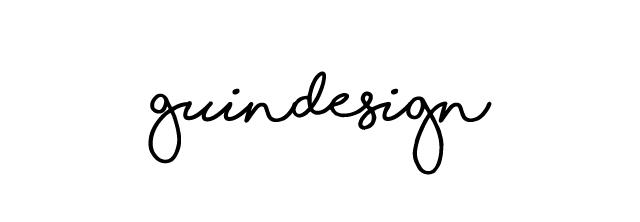 guindesignstudio's Signature