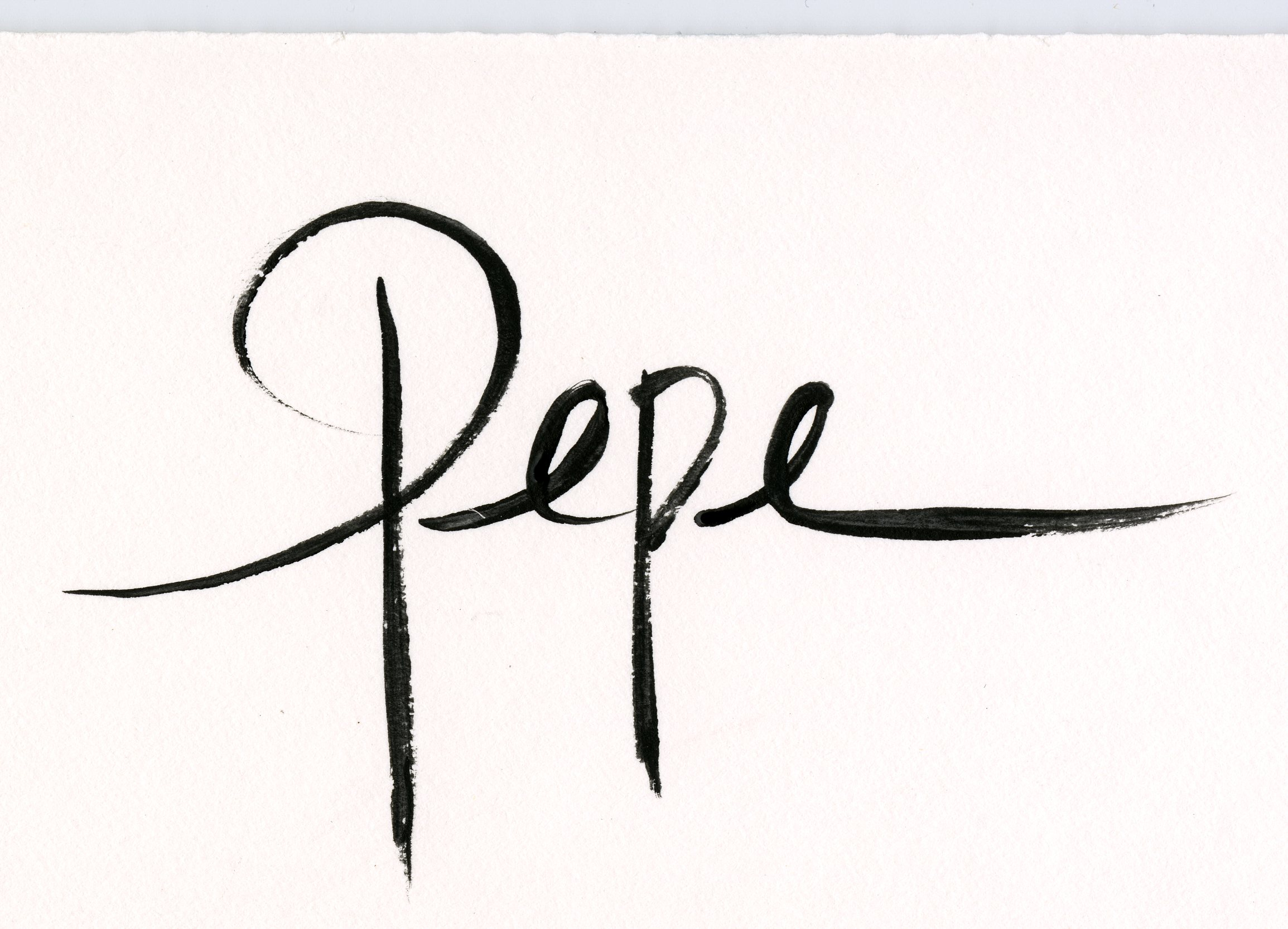 susan Pepe Designs's Signature