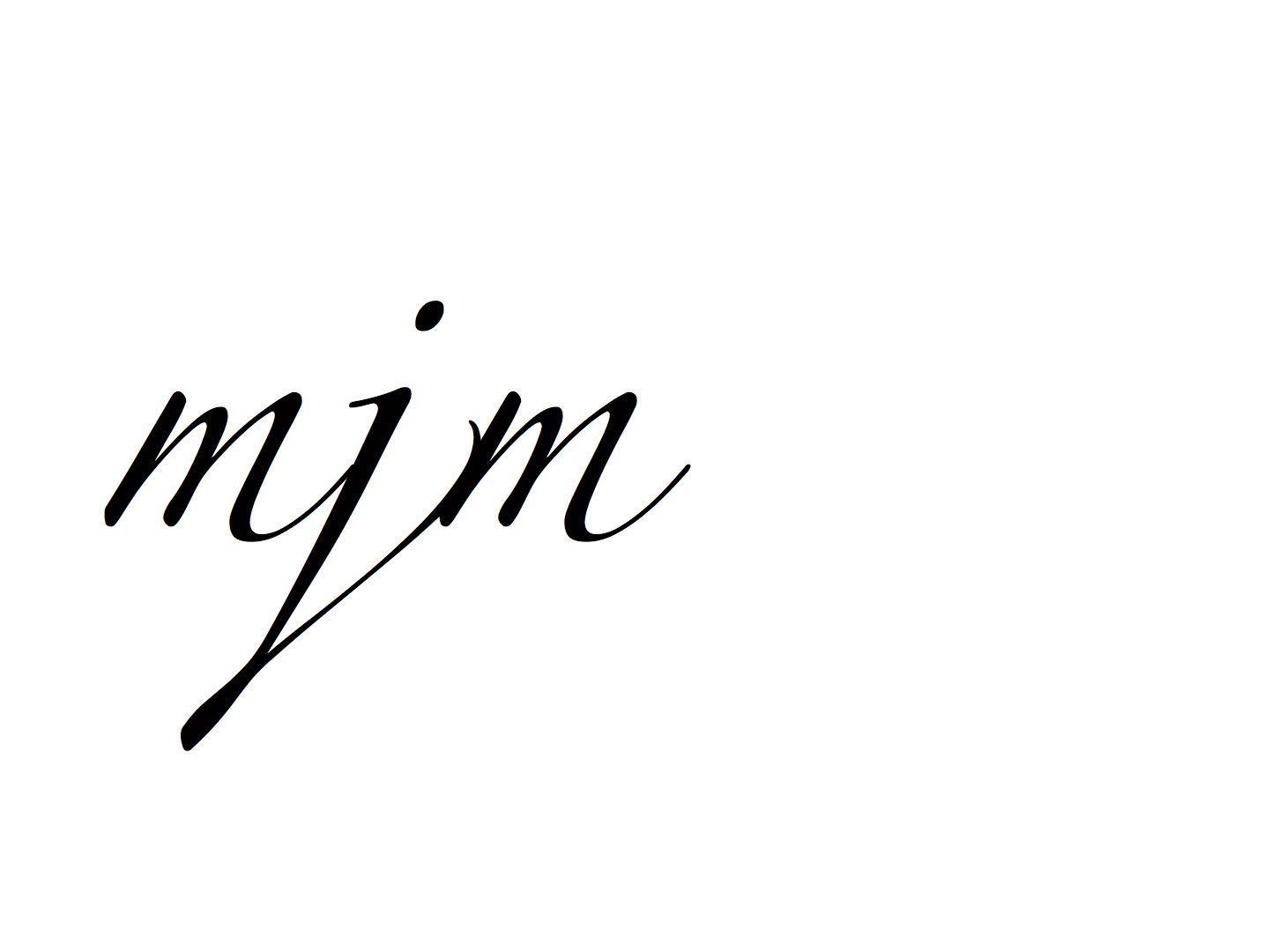 mJM's Signature