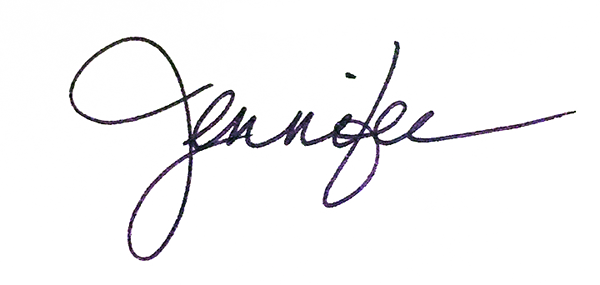 Jennifer Designs 4 You's Signature