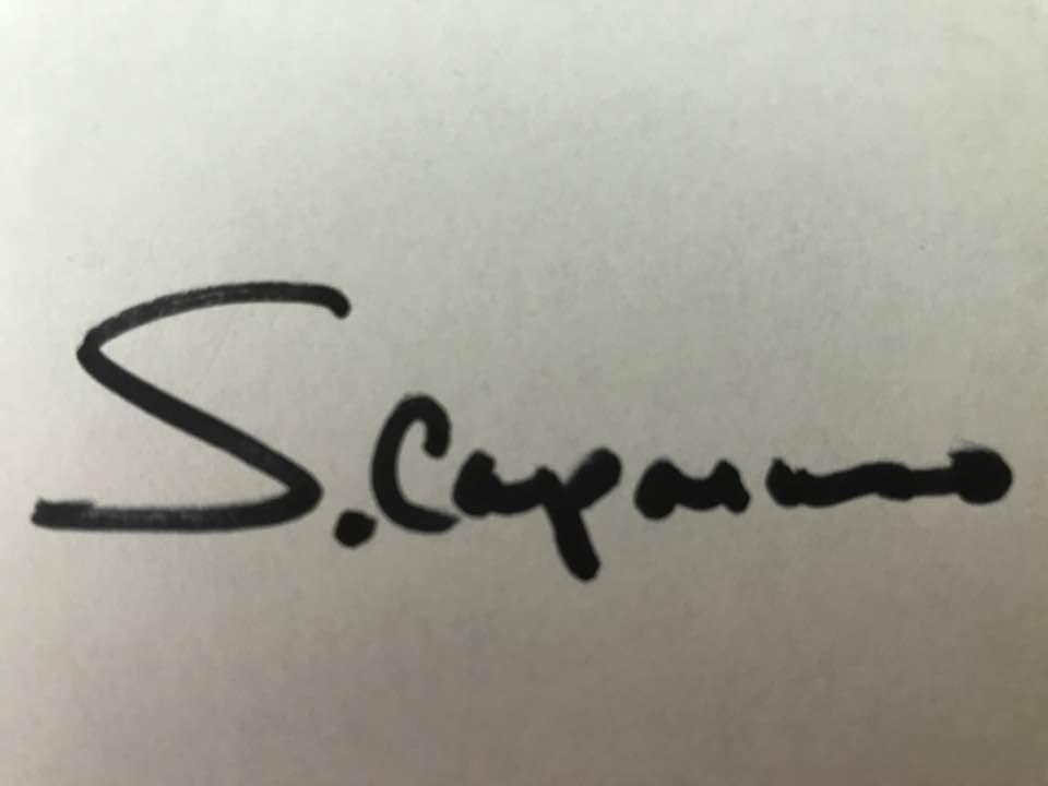 SLCaporaso's Signature