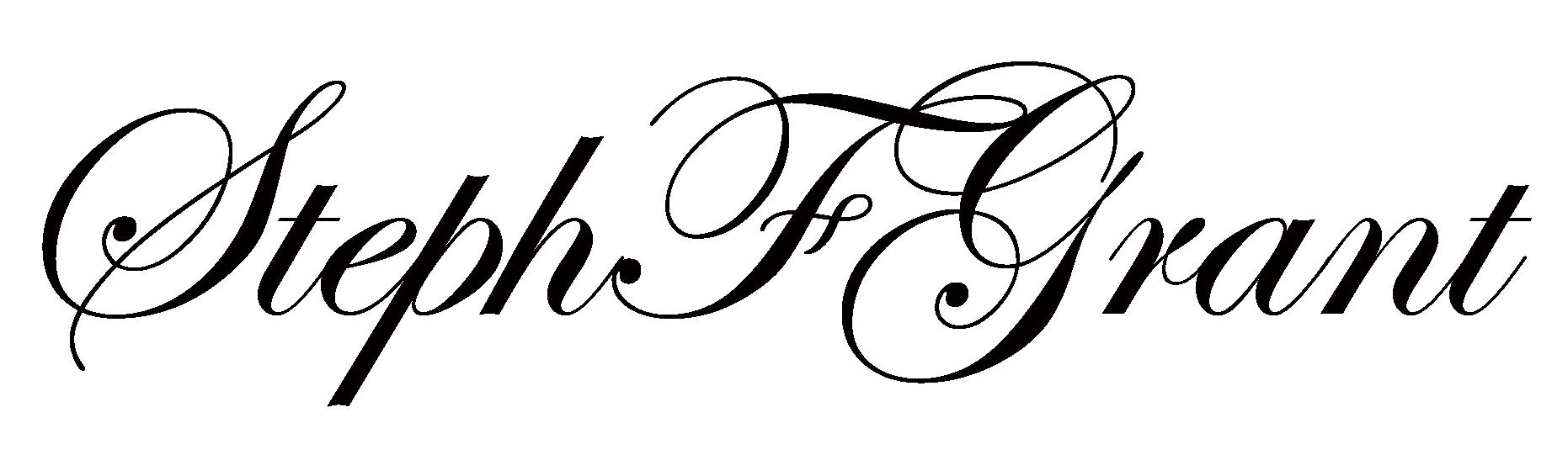 stephfgrant's Signature