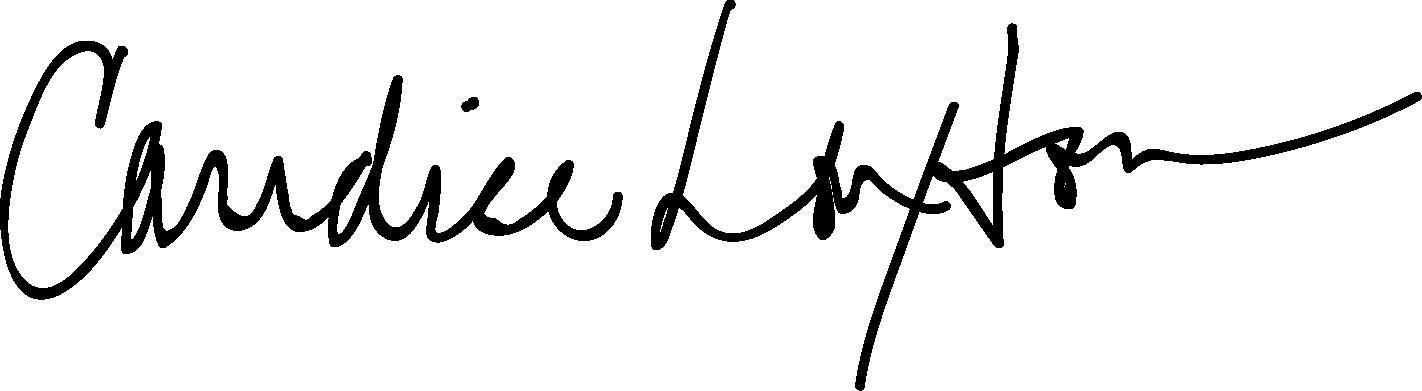 candicelaxton's Signature