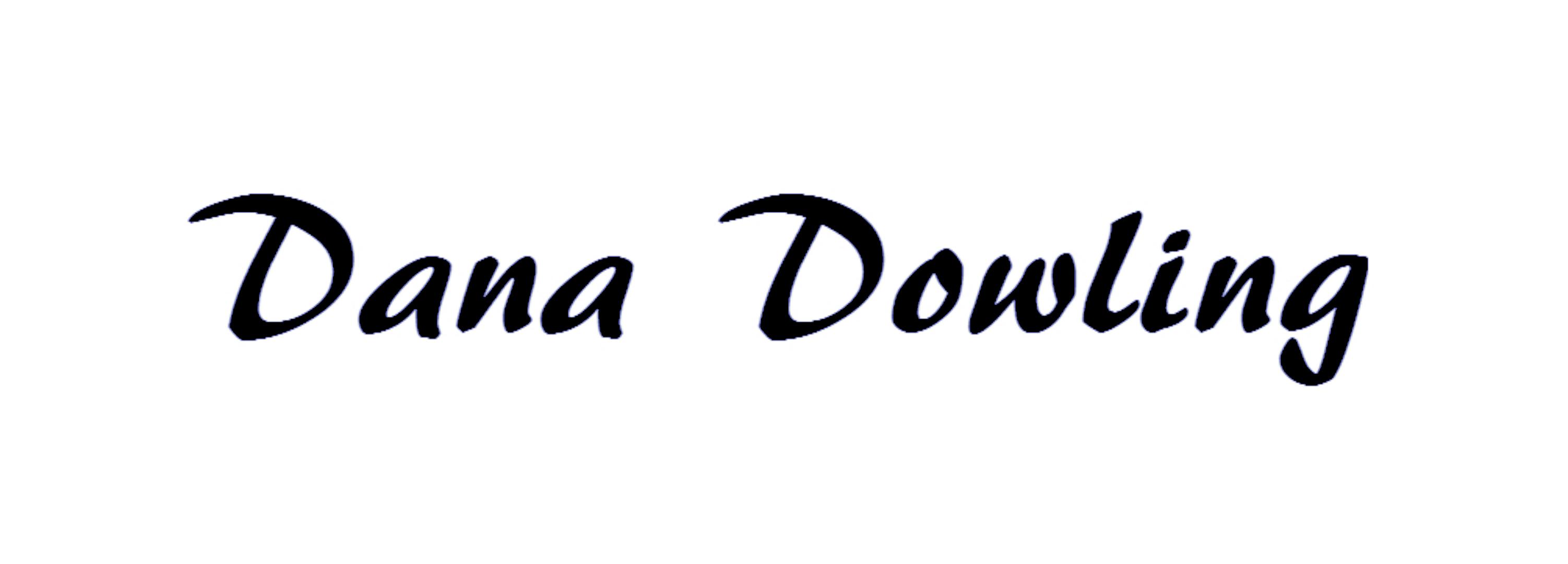 Dana Dowling's Signature