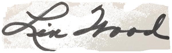 LIN Wood's Signature