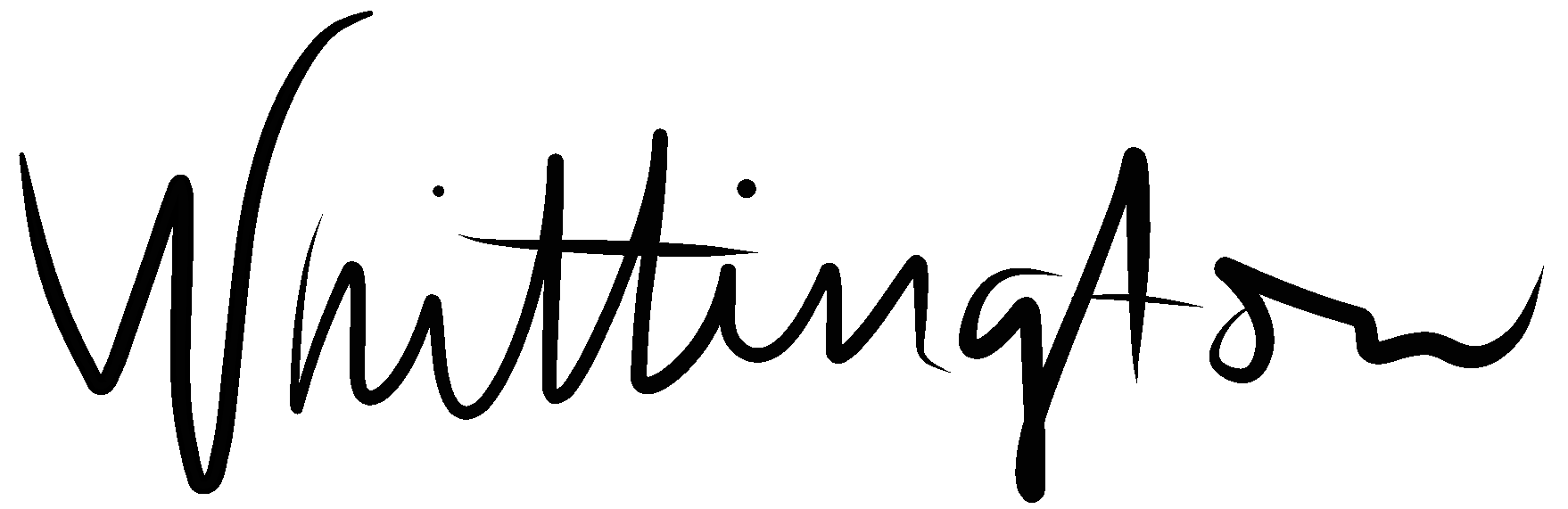 Jen Whittington Thomas's Signature