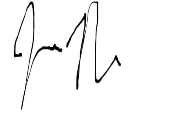 Jessica Niebel's Signature