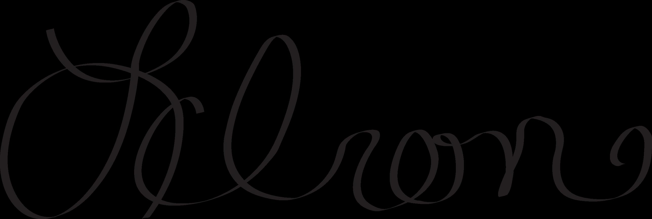 Lynn's Signature