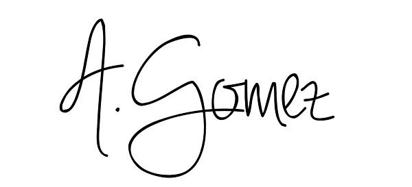 Abi Gomez's Signature