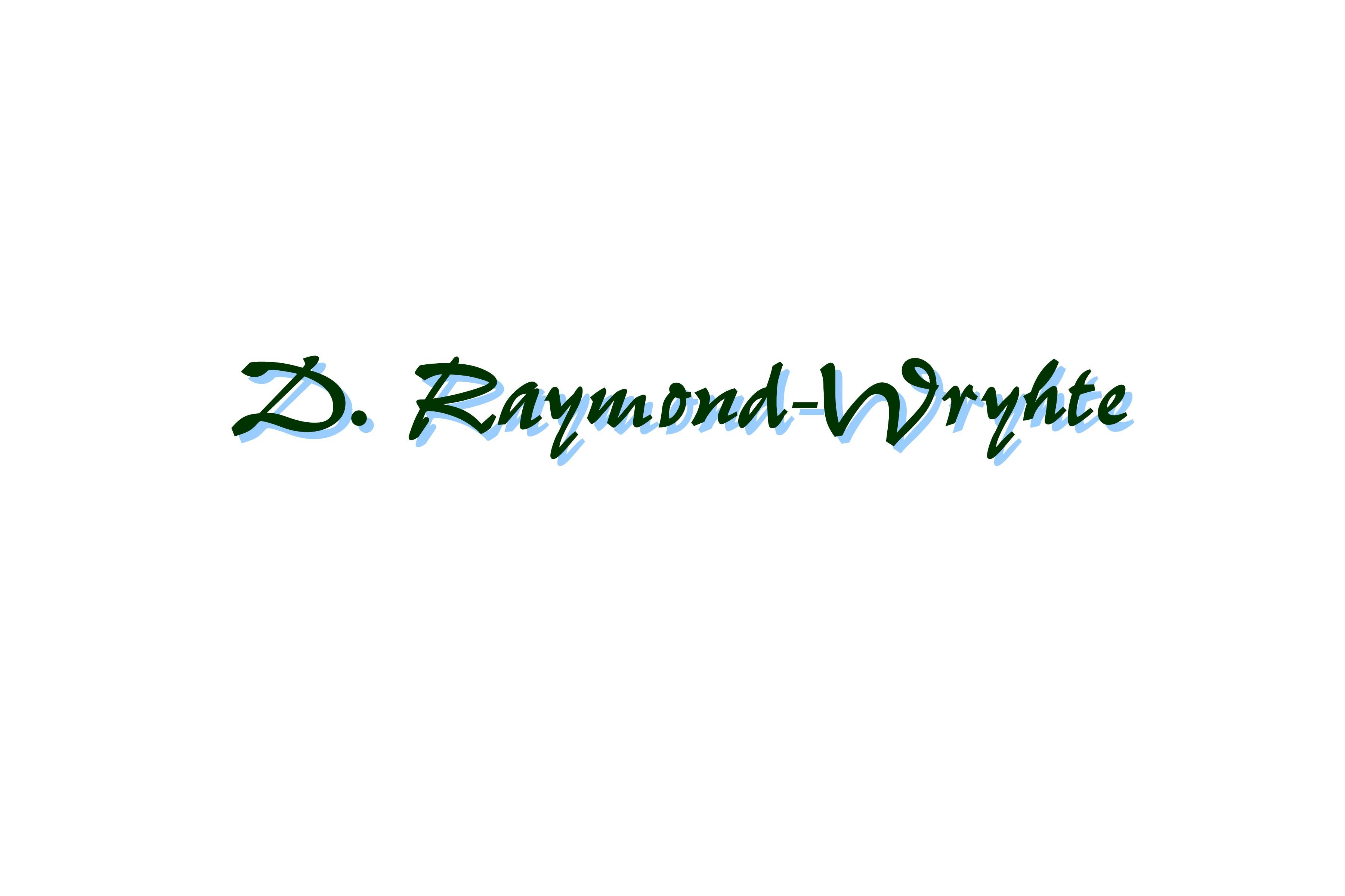 d. Raymond-Wryhte's Signature