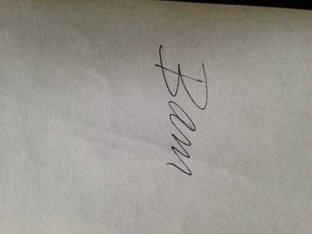 Ben A Maestas Sr's Signature
