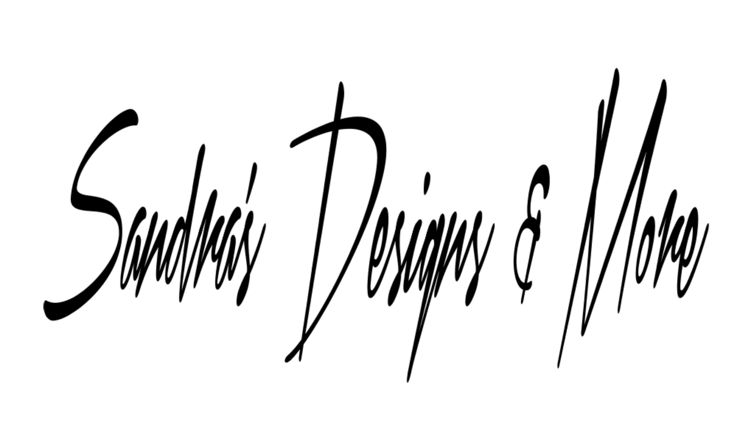 sandra's designs & more's Signature