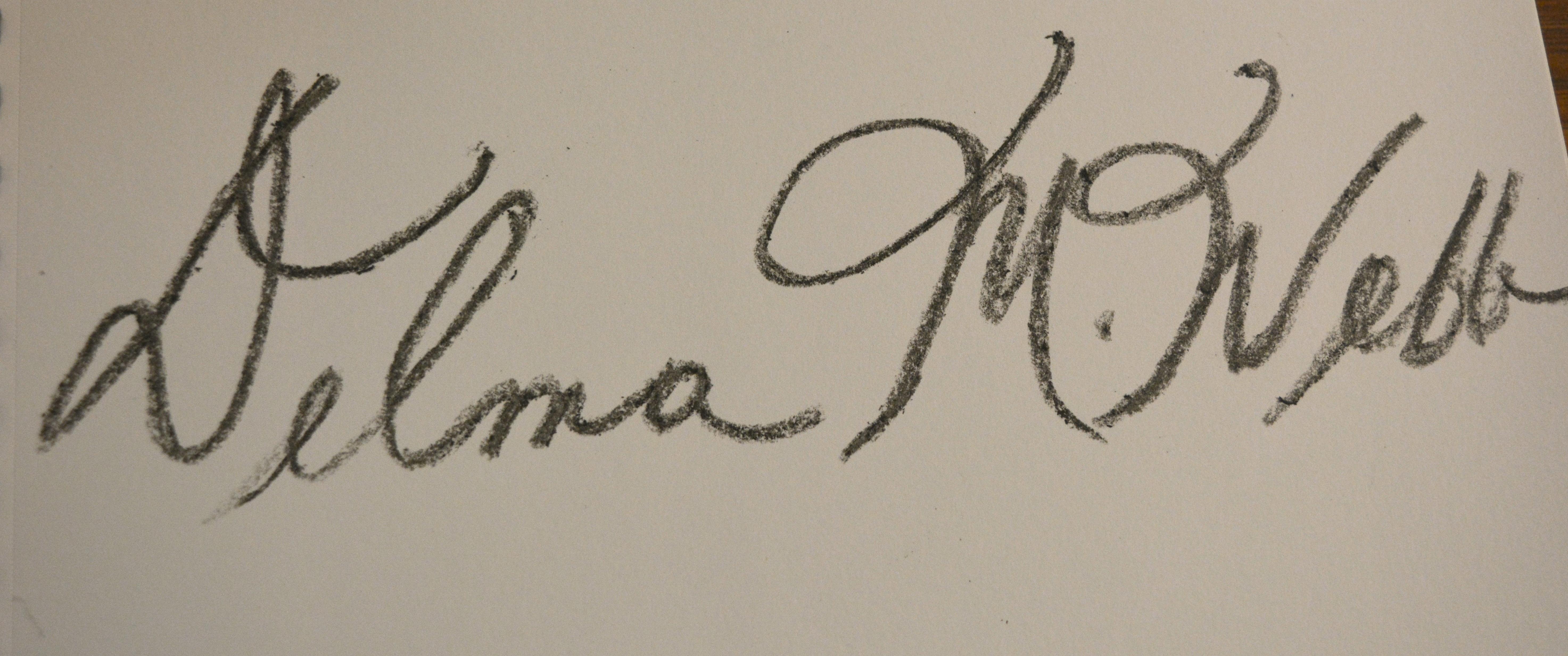 delmamwebb's Signature