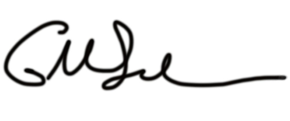 GREG SALMON's Signature