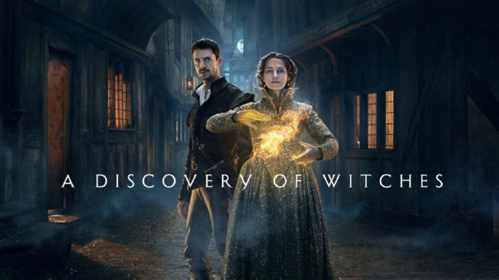 A Discovery of Witches - First Look Promotional Photo + New Cast Members Confirmed inc James Purefoy, Steven Cree, Paul Rhys and Sheila Hancock