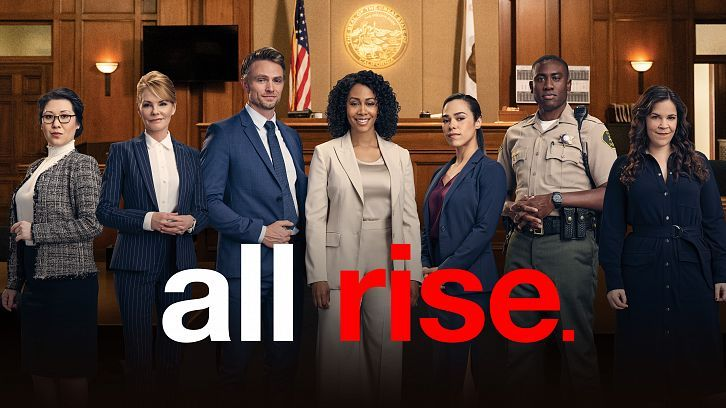 All Rise - Promos, Promotional Posters, First Look Photos + Featurette *Updated 25th August 2019*