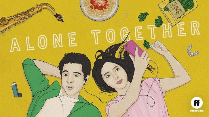 Alone Together - Pop-Up - Review: The Future is Female