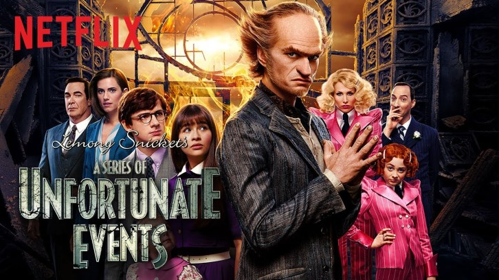 A Series of Unfortunate Events - Season 3 - Confirmed to be the Last