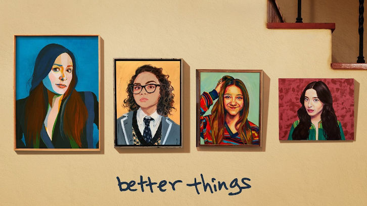 Better Things - Renewed for a 4th Season