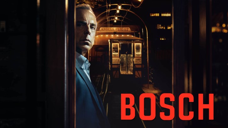 Bosch - Renewed for a 7th and Final Season by Amazon