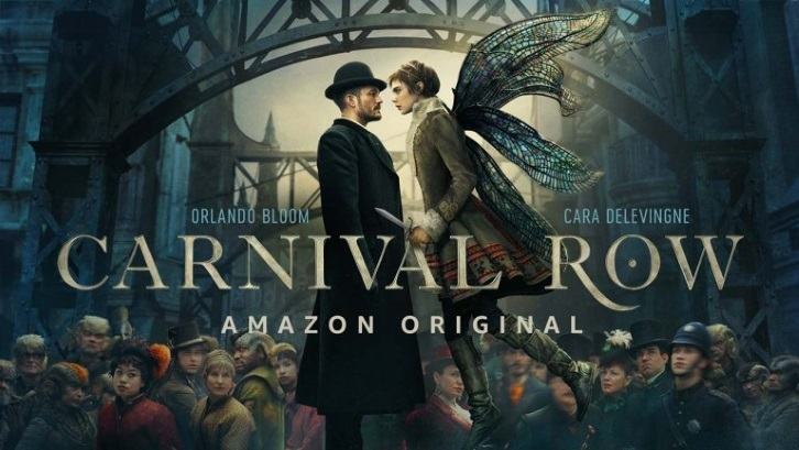 Carnival Row - Season 1 - Teaser Promos, Promotional Poster, Press Release + Premiere Date Announced *Updated 24th June 2019*