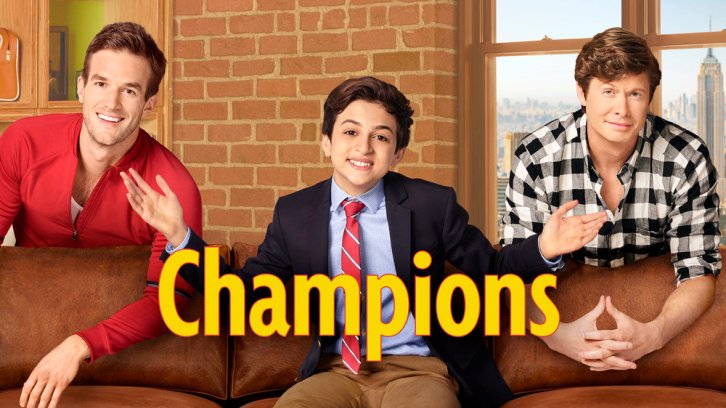 Champions - Promos, Cast Promotional Photos, Promotional Poster + Key Art *Updated 14th February 2018*